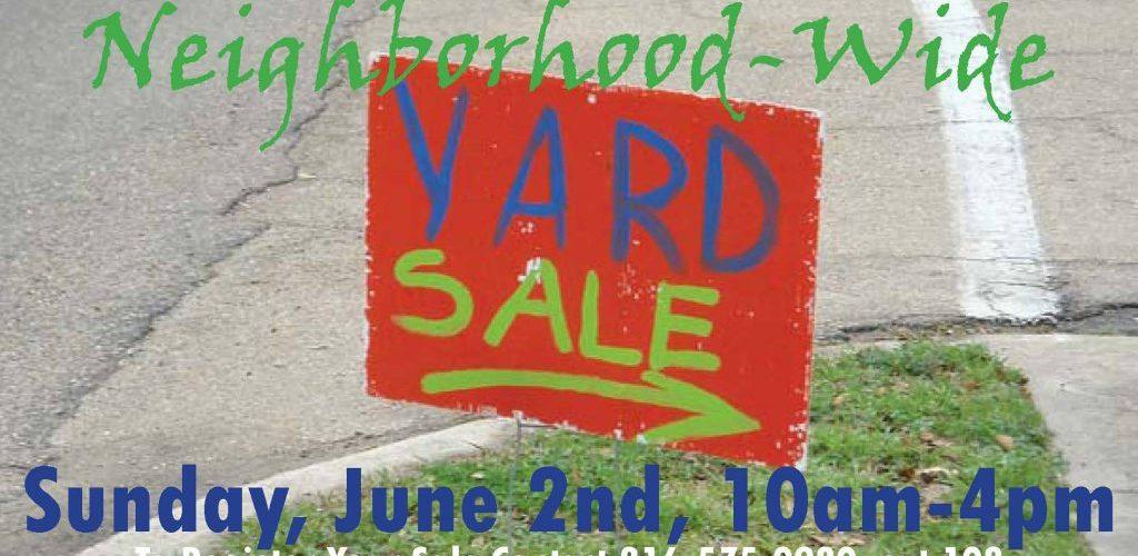 Tremont neighborhood yard sale