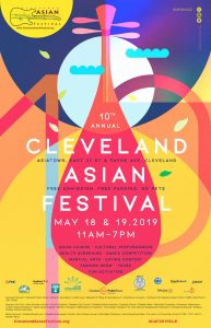 10th Annual Cleveland Asian Festival @ Cleveland Asian Festival (E 27th and Payne Ave.)
