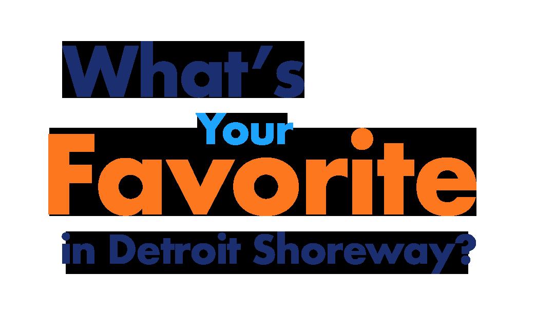 Detroit Shoreway