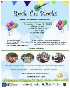 Rock the Blocks @ Larchmere Boulevard | Cleveland | Ohio | United States