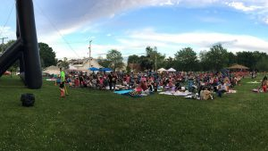Cleveland Summer Cinema in Old Brooklyn @ Loew Park