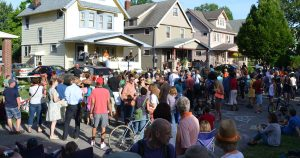 Larchmere Porchfest @ Front porches throughout the neighborhood