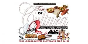 """Taste of Cultura"" a Latino Makers Exposition @ Micheal J. Zone Recreation Center Park 