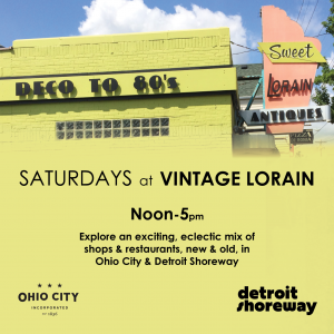 Saturdays at Vintage Lorain @ Cleveland | Ohio | United States