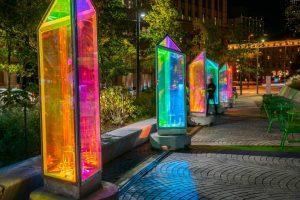 Cleveland Public Square presents Prismatica @ Cleveland | Ohio | United States