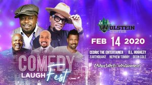 Comedy Laugh Fest @ Wolstein Center at Cleveland State University | Cleveland | Ohio | United States