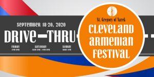 Cleveland Armenian Festival 2020 Drive-Thru