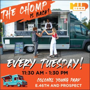 The CHOMP @ Colonel Young Park